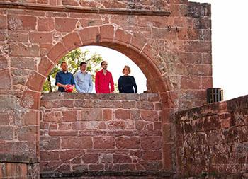 Journée du patrimoine_Château de Lichtenberg